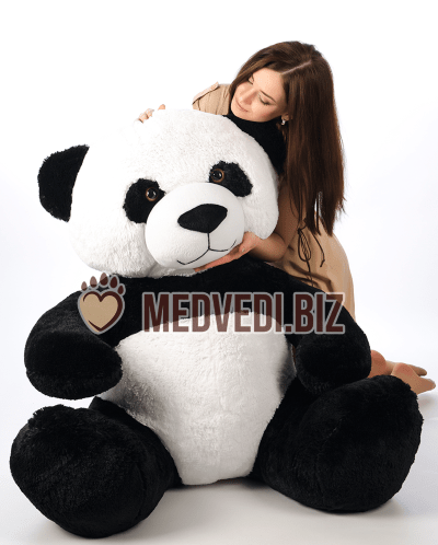 Купить мягкую панду игрушку